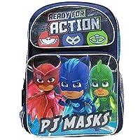 "PJ Masks Ready For Action 16"" Large Backpack"