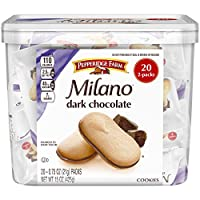 2-Pack Pepperidge Farm Milano Cookie Tub, 20 15 Ounce