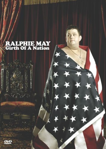 DVD : Ralphie May - Girth Of A Nation (DVD)