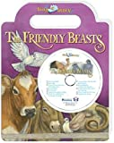 img - for The Friendly Beasts Sing a Story Handled Board Book with CD book / textbook / text book