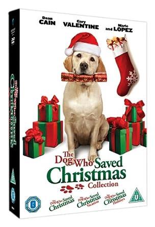 The Dog Who Saved Christmas Collection Dog Who Saved Christmas ...