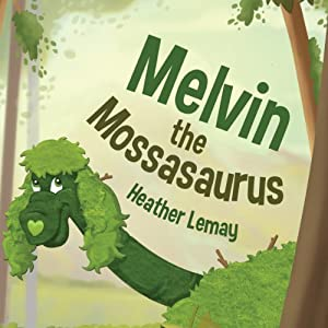 Melvin the Mossasaurus Audiobook