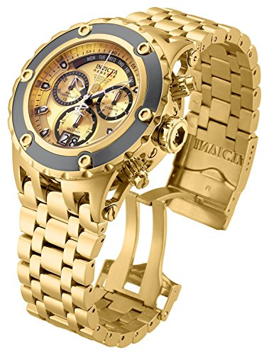 New Mens Invicta 90121 Reserve Subaqua Swiss Chronograph Bracelet Watch