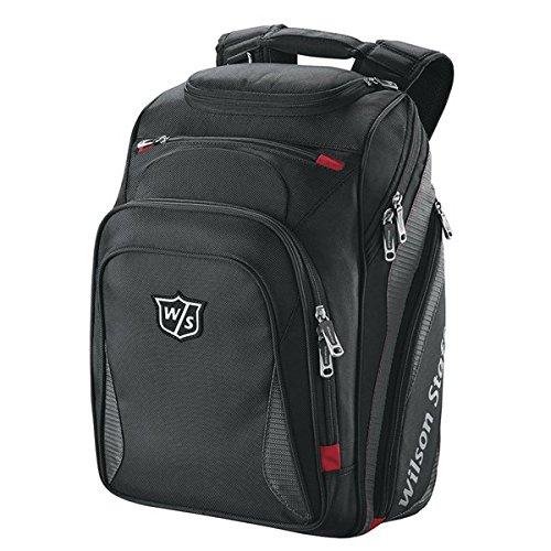 Wilson Staff Brief Backpack, Black