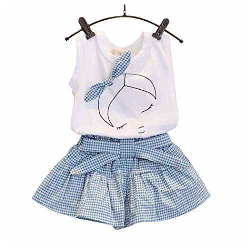Sweet Style Soft Baby Girl Set Rose Pattern Tops And Shorts - 9