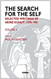 img - for 3: The Search for the Self: Selected Writings of Heinz Kohut 1978-1981 book / textbook / text book