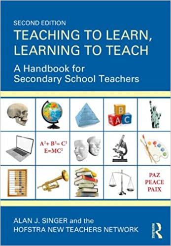 Amazon.com: Teaching to Learn, Learning to Teach: A Handbook for ...