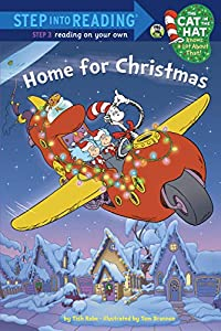 Home For Christmas (Dr. Seuss/Cat in the Hat) (Step into Reading)