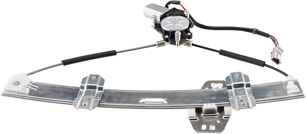 A-Premium Power Electric Window Regulator with Motor Replacement for Honda Civic 1996-2000 Front Passenger Side