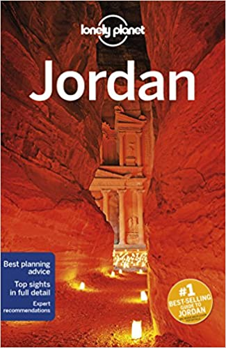 d4c2feb5af0 Lonely Planet Jordan (Travel Guide)  Lonely Planet