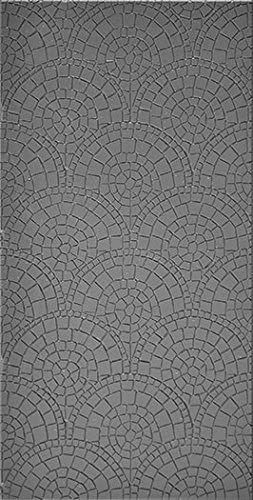 Mosaic Mantra Fineline 4 X 2 Flexible Texture Tile Cool Tools