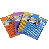 Easyinsmile Odor-Free Pipe Drain Cleaning Sticks 48pcs/4 Pack Odor Remover Keeps Drains and Pipes Clean