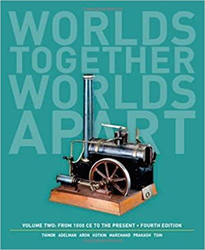 Amazon worlds together worlds apart a history of the world amazon worlds together worlds apart a history of the world from 1000 ce to the present fourth edition vol 2 ebook robert tignor fandeluxe Choice Image