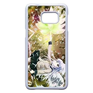 Samsung Galaxy S6 Edge Plus Phone Case White anime angel beats VJN340431