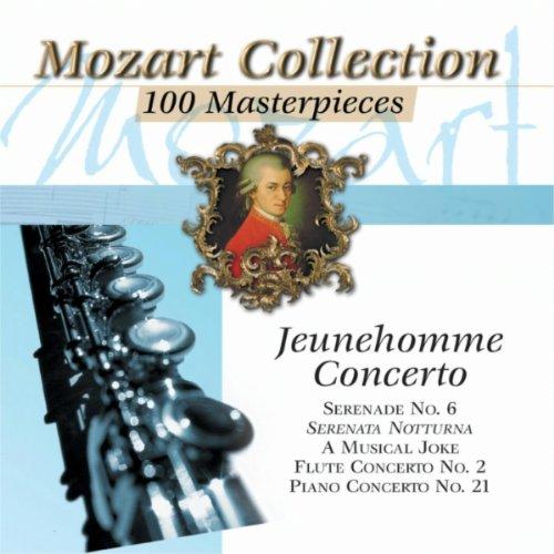 Mozart: Jeunehomme Concerto