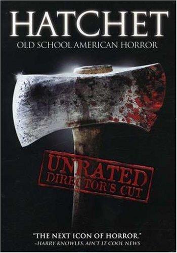 DVD : Hatchet (DVD)