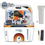 Konvio Elixir 15 Liter RO+UV+UF+TDS Adjuster Innovative Water Purifier with 1+1(Extended) Year Warranty