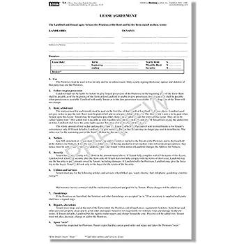Amazon Blumberg New York Legal Forms Form 54 Plain English 4
