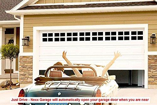 Nexx Garage Nxg 100 Nxg Remote Compatible Door Openers