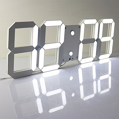 Large Modern Wall Clock Amazoncom