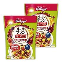 【Amazon.co.jp限定】 ケロッグ オールブラン フルーツミックス ...