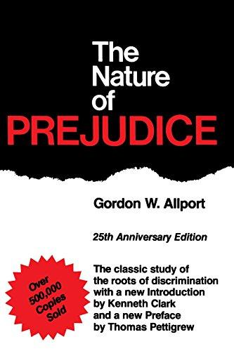 !B.E.S.T The Nature of Prejudice: 25th Anniversary Edition<br />R.A.R