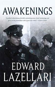 fantasy book reviews Edward Lazellari The Warriors of Aandor 1. Awakenings