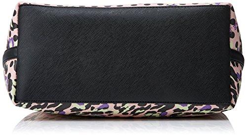 15x27x30 a H E70039 x Secchiello Jeans L Borsa W Ee1vrbbsb cm Versace Nero x Multicolore Donna Rosa nTvWq4Wfx
