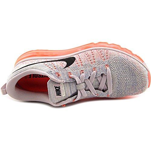 Nike Ash de Mujer Zapatillas Morado MAX Orng Black sl para Running Wmns Flyknit hypr Violet vxBgvr