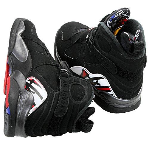 Nike Air Jordan 8 Rétro Viii Playoff Mens Basketball Chaussures