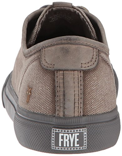 Sneaker Donne Gia Bassa Frye Delle Grigio Pizzo Tela x84t8O