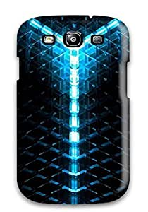 3d Space Room Compatible With For Iphone 4/4S Case Cover Hot Protection