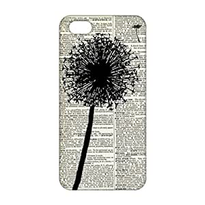 Cool-benz Cultural dandelion 3D Phone Case for iPhone 5s