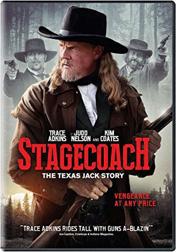Stagecoach: The Texas Jack - Shipping Coach
