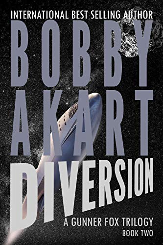 Asteroid Diversion: A Post-Apocalyptic Survival Thriller (The Asteroid Series Book 2) by [Akart, Bobby]