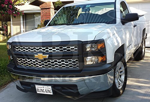 fuel grilles for chevy - 9