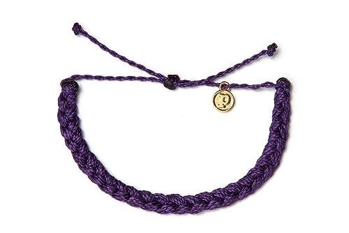 Charm Bracelet - Amythist Charm Bracelet 3 by VIDA VIDA 56ExXTJ