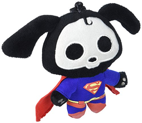Superman Secret Identity Costume (Toynami Skelanimals DC 4