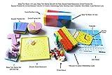 Maths Kit Combo 1d (8 hole Abacus kit)