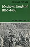 img - for Medieval England, 1066-1485 by Sir Maurice Powicke (1969-06-01) book / textbook / text book
