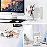MagicHold Tablet Desk Height Adjustable Stand