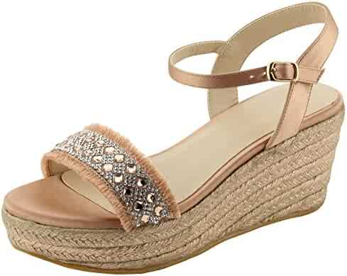 c21979f019b02 Shopping Gold - 2 Stars & Up - Platforms & Wedges - Sandals - Shoes ...