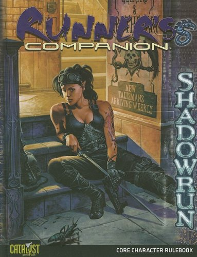 Shadowrun Runners Companion *OP