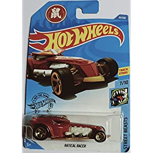 Hot Wheels Ratical Racer from...