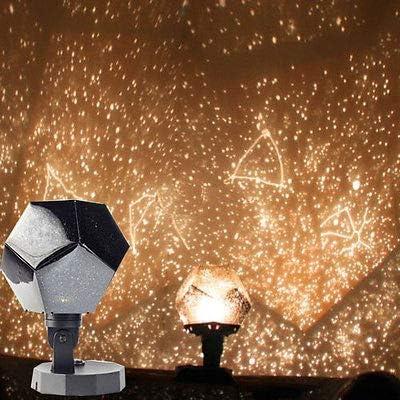 FidgetFidget Proyector Luz de Noche Romántico Ciencias Astro Star ...