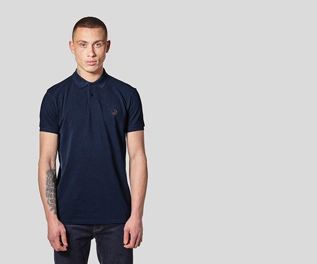 Weekend Offender - Polo Oates, Color Azul Marino Turquesa XS ...