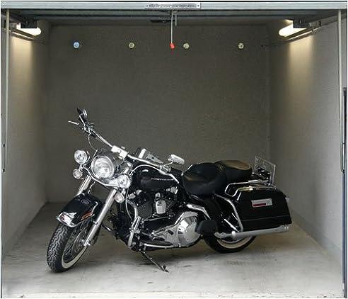 Garagentorbilder  Garagentor Fotoplane Road King 245 cm x 210 cm: Amazon.de: Küche ...