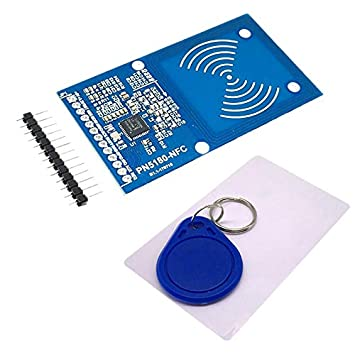 TOOGOO Pn5180 NFC RF Sensor Iso15693 RFID Alta Frecuencia ...
