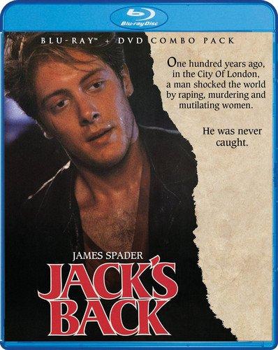 Jack's Back (Blu-ray / DVD Combo)