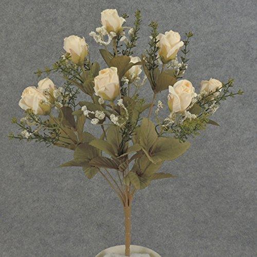 Pale Antique Rose - 3